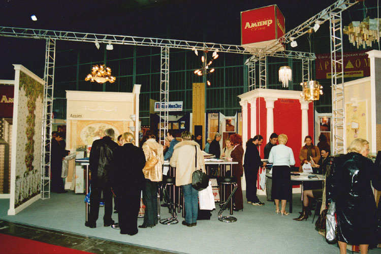 skandinavian ampire furniture